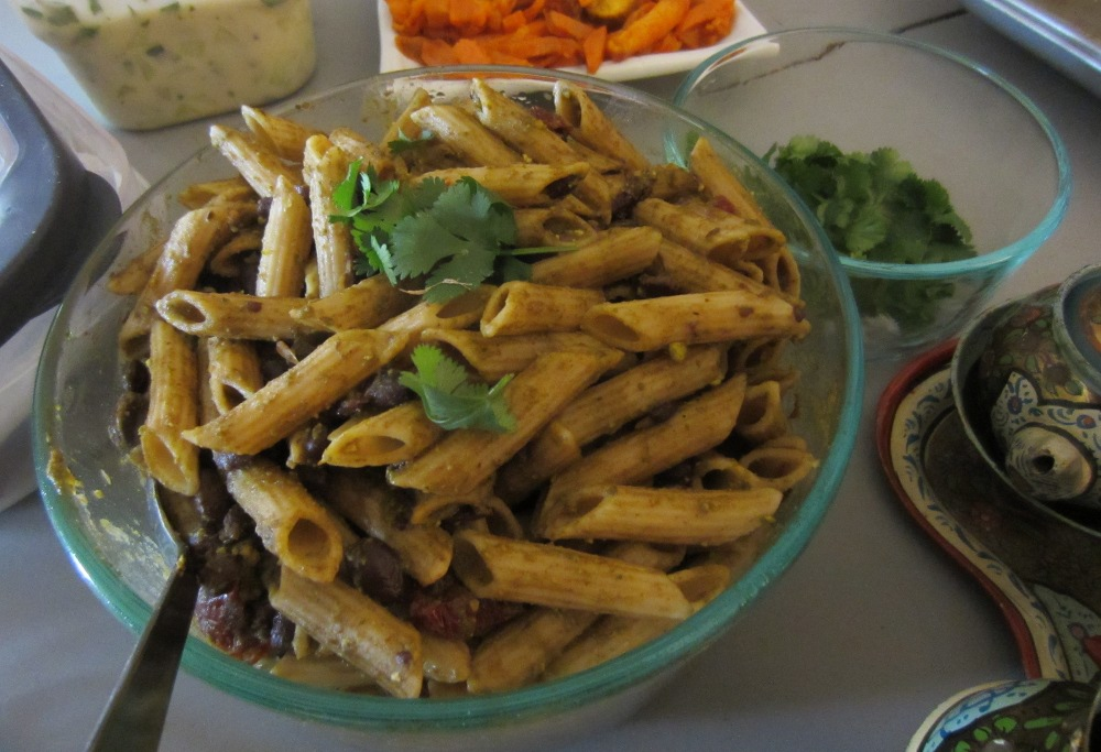 John's herb pasta
