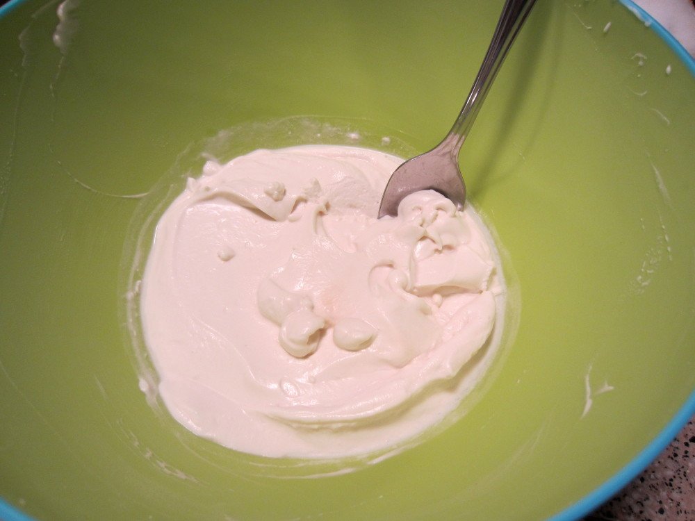 coconut whip