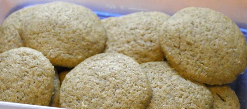 Jasmin Tea Cookies
