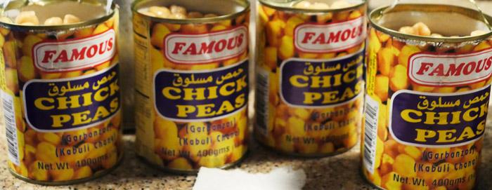 Chickpeas!