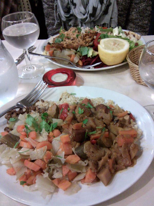 Le Puits de légumes  food