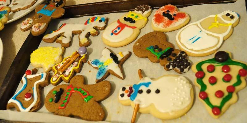 vegan cookies