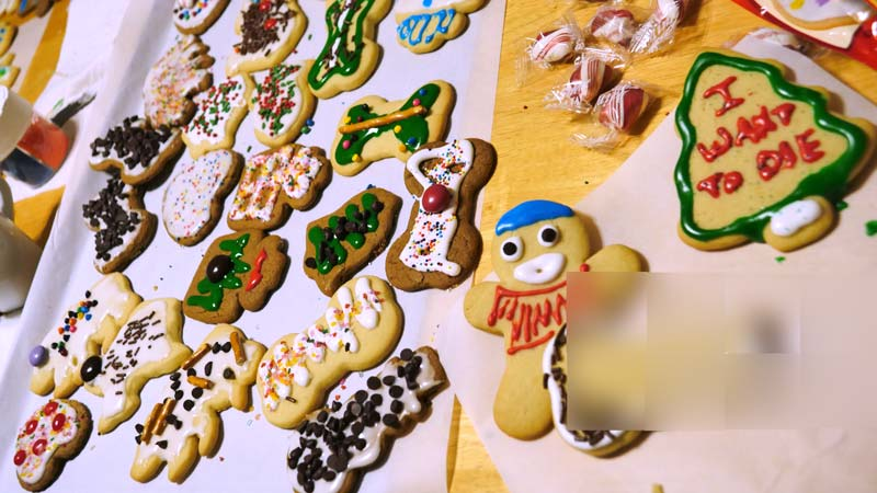 censored cookies