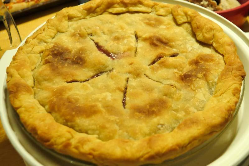 Shannon's cherry pie