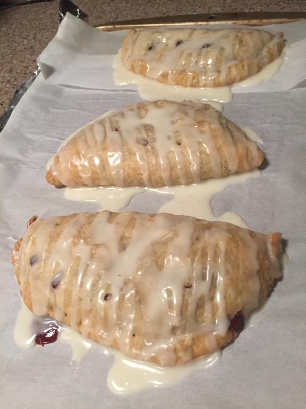 Vegan Hand Pies
