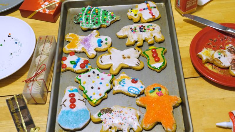 vegan cookie party