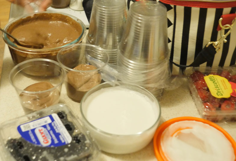 vegan pudding ingredients