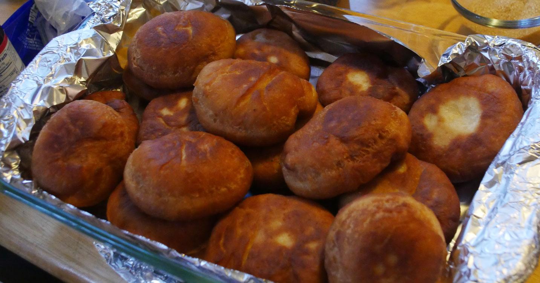 Caribbean bakes