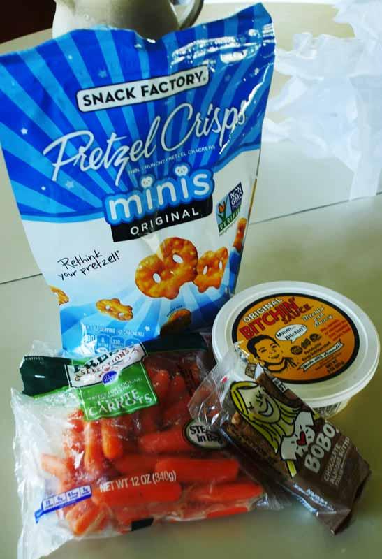 vegan birthday snacks