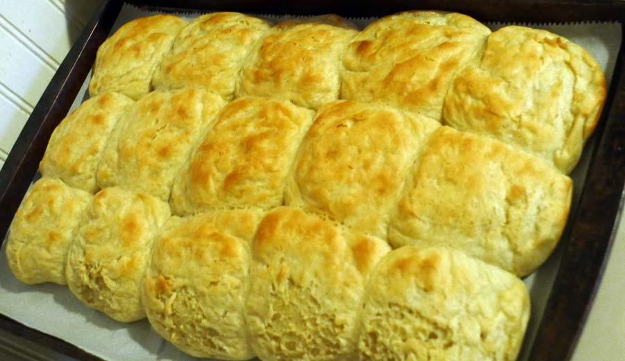 John's rolls