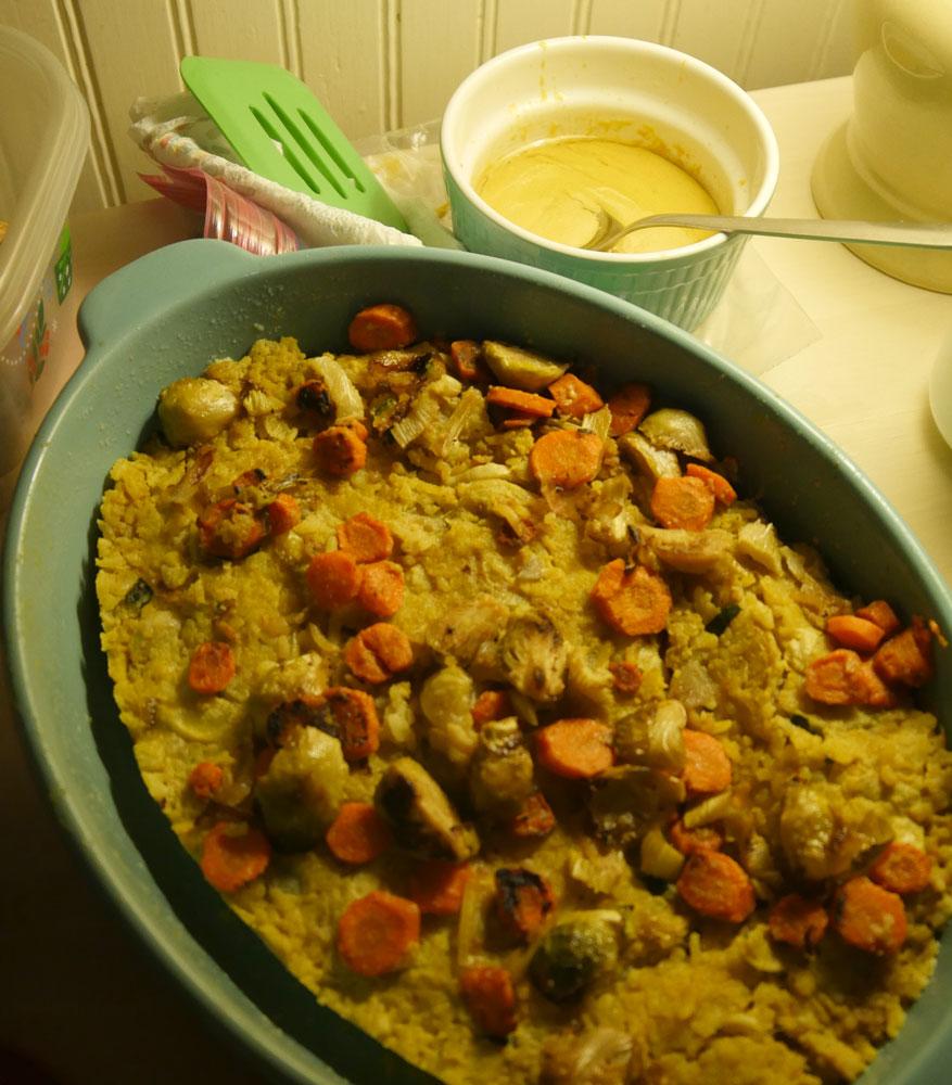 vegan casserole