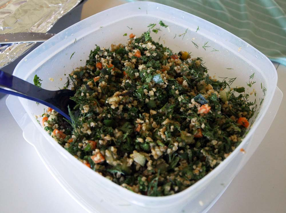 tabbouleh billy